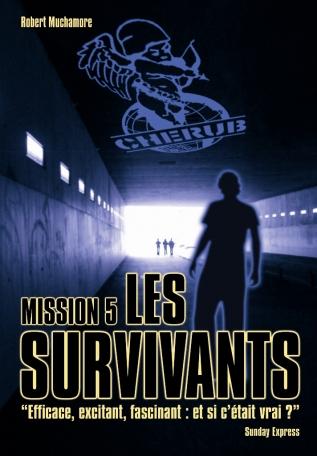 Cherub Mission 5: Les Survivants