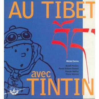 Catalogue de l'exposition Au Tibet avec Tintin