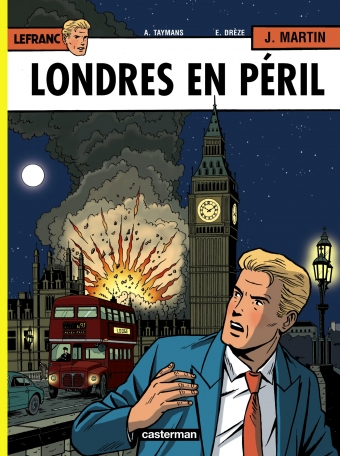 Londres en péril