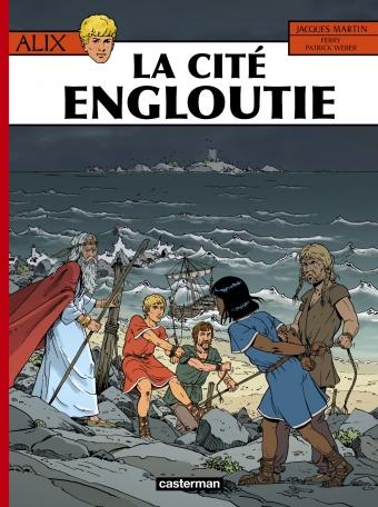 Alix - Tome 28 - La Cité engloutie