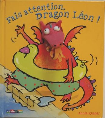 Fais attention dragon Leon !