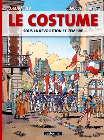 Le costume sous la Révolution et l'Empire