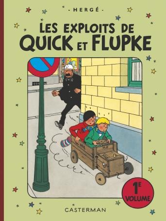 Les exploits de Quick et Flupke - Tome 1