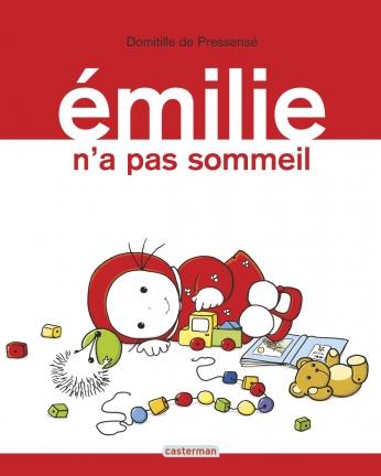 Émilie - Tome 5 - Émilie n'a pas sommeil