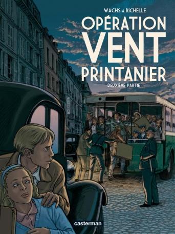 Opération Vent Printanier - Tome 2
