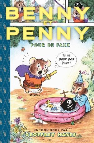 Benny et Penny, pour de faux