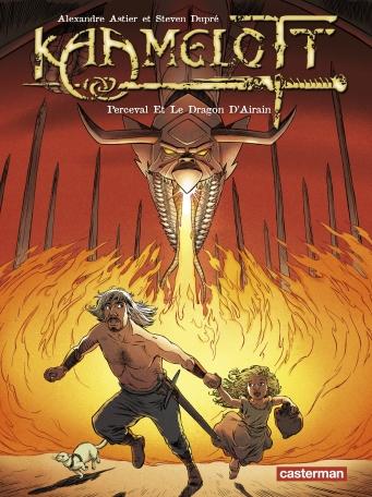 Kaamelott - Tome 4 - Perceval Et Le Dragon d'Airain