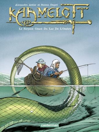 Kaamelott - Tome 5 - Le Serpent Géant Du Lac De L'Ombre