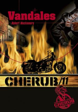 Cherub Mission 11 : Vandales