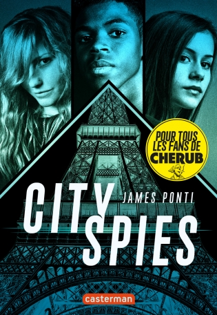 City Spies - Tome 1