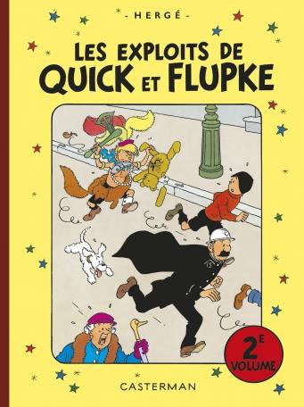 Les exploits de Quick et Flupke