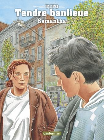 Tendre banlieue - Tome 5 - Samantha