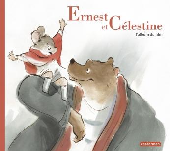 Ernest et Célestine, l'album du film