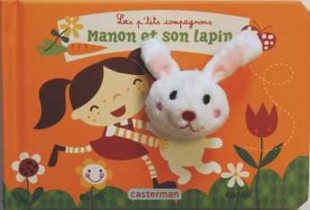 Manon et son lapin