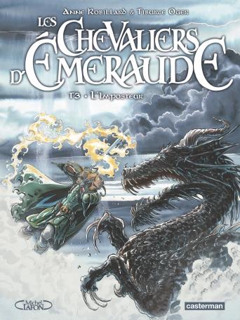 Les Chevaliers d'Emeraude - Tome 3 - L'imposteur