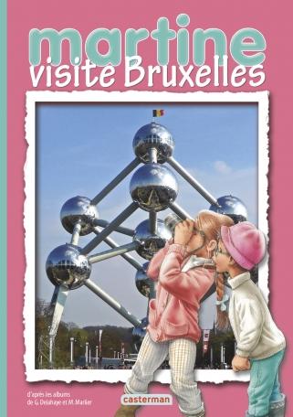 Martine visite Bruxelles