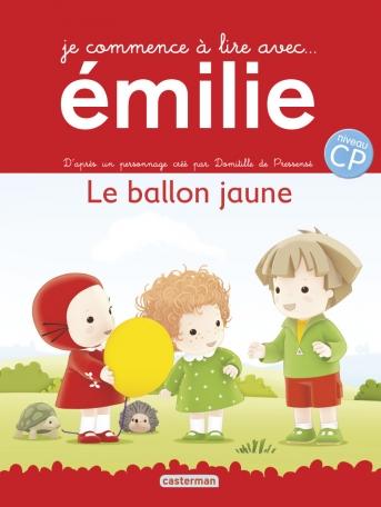 Je commence à lire avec Émilie - Tome 1 - Le ballon jaune