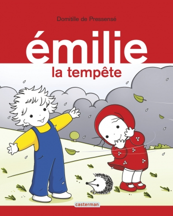 Émilie - Tome 23 - Émilie et la grande tempête