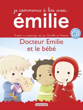 Je commence à lire avec Émilie - Tome 7 - Docteur Émilie et le bébé