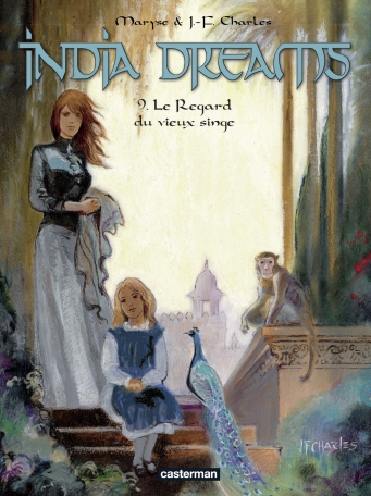 India Dreams  - Tome 9 - Le Regard du vieux singe