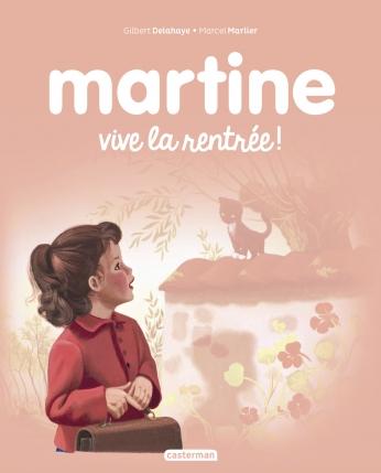 Martine, vive la rentrée !