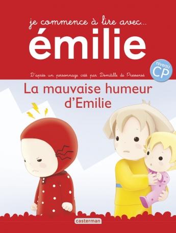 Je commence à lire avec Émilie - Tome 9 - La mauvaise humeur d'Emilie