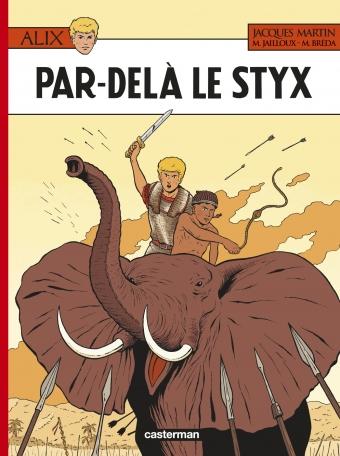 Alix - Tome 34 - Par-delà le Styx