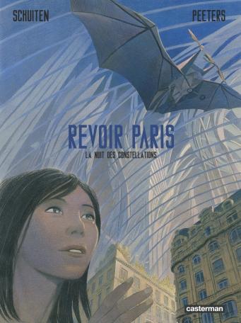 Revoir Paris - Tome 2 - La nuit des constellations