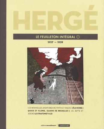 Hergé, le feuilleton intégral - Tome 7 - 1937 - 1939