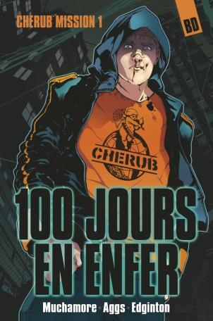 BD Cherub Mission 1: 100 jours en enfer