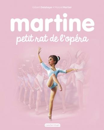 Martine, petit rat de l'opéra - Tome 22