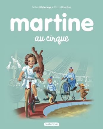 Martine au cirque - Tome 4