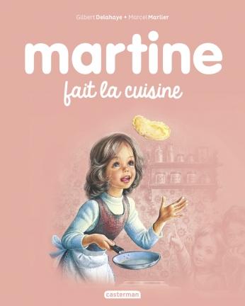 Martine fait la cuisine - Tome 24