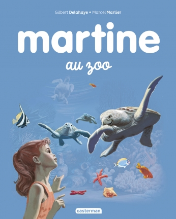 Martine au zoo - Tome 13