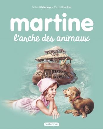 Martine, l'arche des animaux - Tome 53