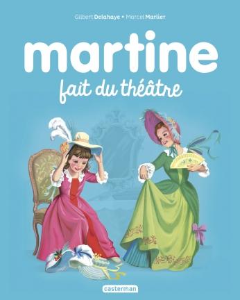 Martine fait du théâtre  - Tome 8