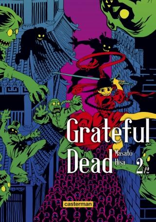 Grateful Dead - Tome 2