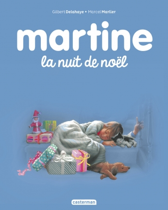 Martine - La nuit de noël  - Tome 41