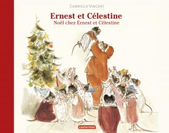 Noël chez Ernest et Célestine