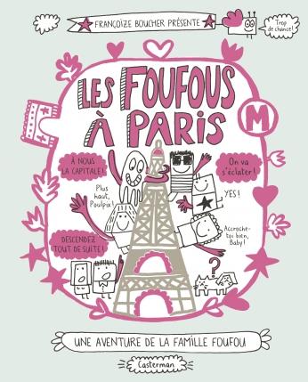 Les Foufous à Paris - Tome 4