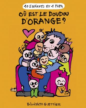 Où est le doudou d'Orange