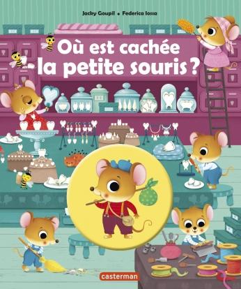 Où est cachée la petite souris ?
