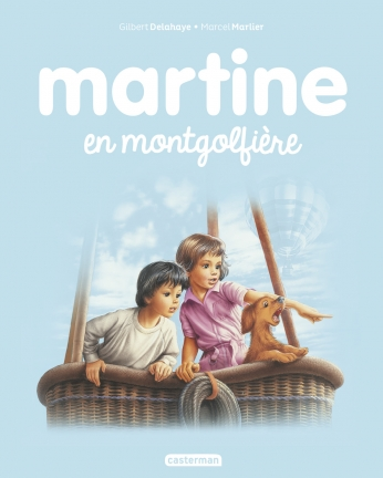 Martine en montgolfière - Tome 33