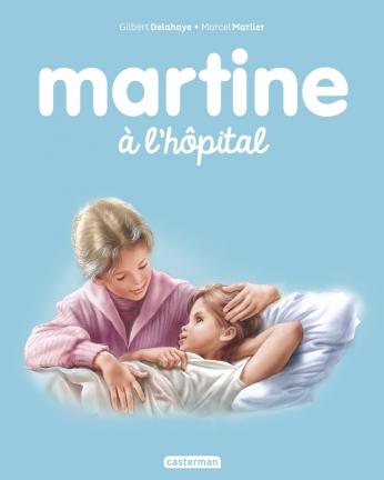 Martine à l'hôpital  - Tome 46