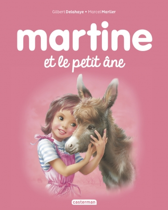 Martine et le petit âne  - Tome 31