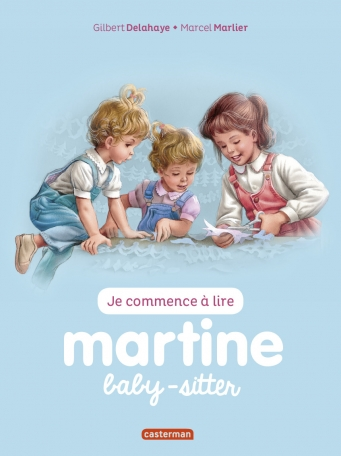 Martine baby-sitter