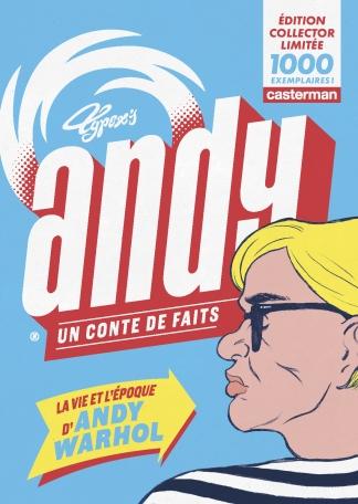 Andy, un conte de faits - Edition Luxe