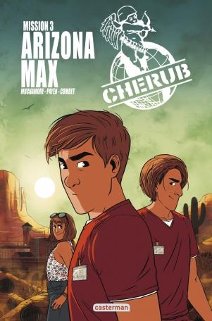 BD Cherub Mission 3: Arizona Max