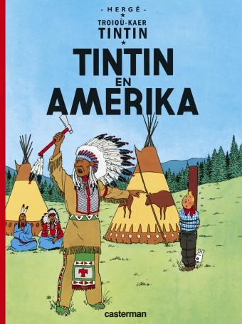 Tintin en Amerika