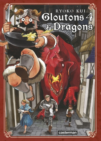 Gloutons et Dragons - Tome 4